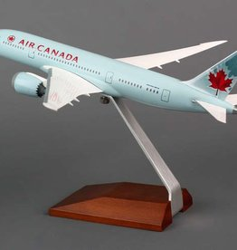 SKYMARKS AIR CANADA 787-800  1/200 Wood Stand