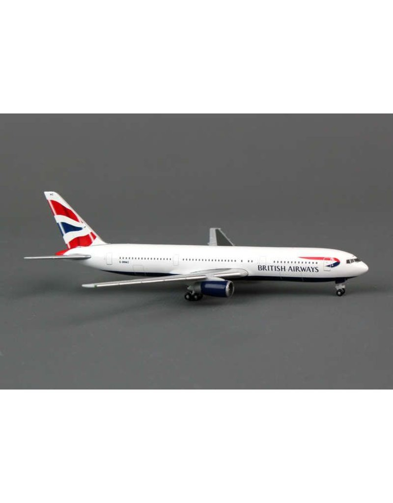 HERPA BRITISH AIRWAYS 767-300 1/500