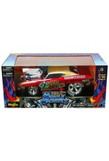 Chevy Chevelle 1969 1:18 (Muscle Machine) Red