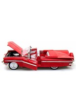 Chevy Impala 1959 Convertible 1:18 Red