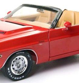 1970 Dodge Challenger R/T Convertible 1:18