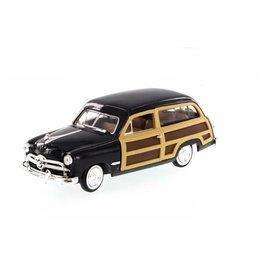 Ford Woody Wagon 1949 1:24
