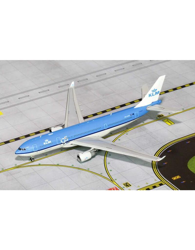 GEMINI KLM A330-200 1/400 95TH ANNIVERSARY REG#PHAOE