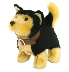 Battery Operated Baby Shepherd Dog