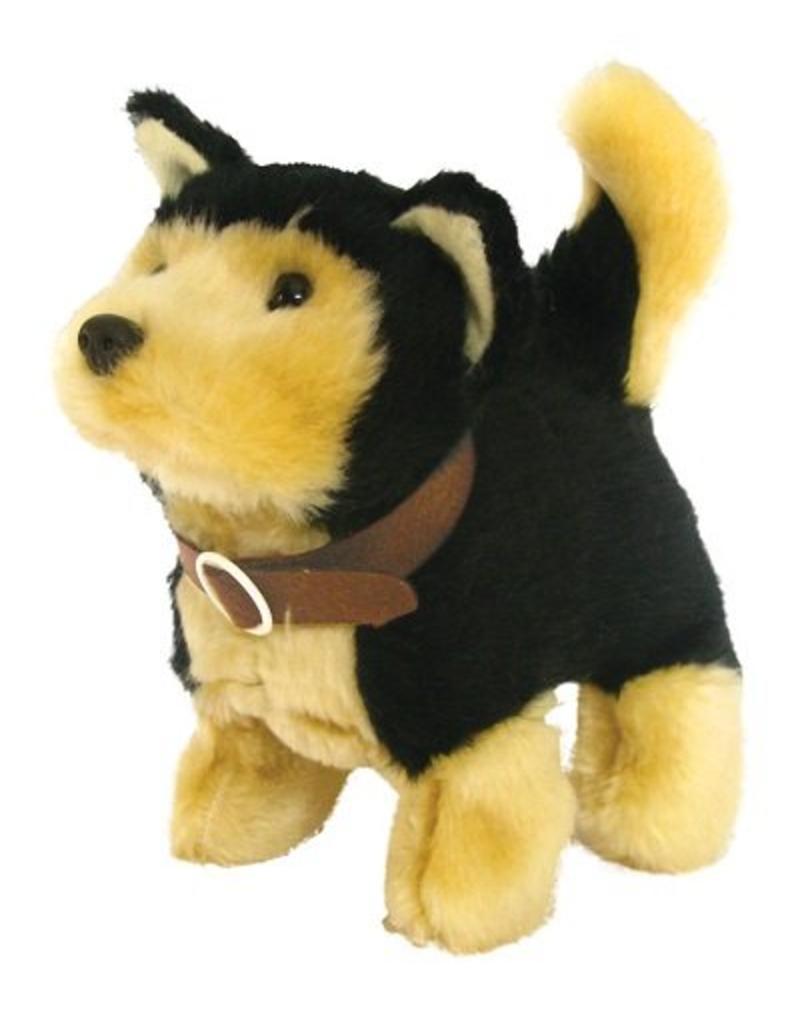 Battery Operated Baby Shepherd Dog