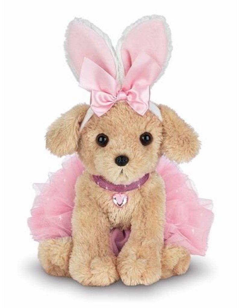 Lil Puppy Tutu Plush Dog
