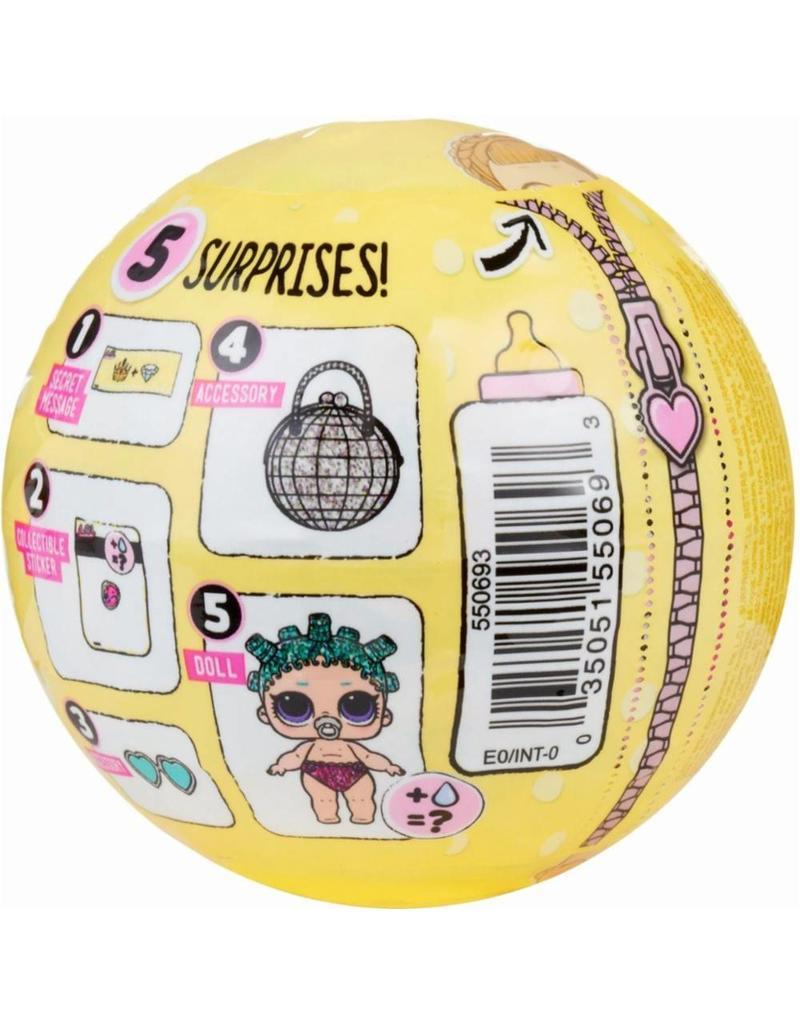 L.O.L. Surprise!  Lil Sisters Doll - Series 3