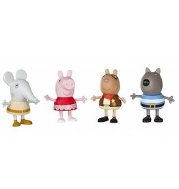 Peppa Pig Fancy Dress Party 4pc