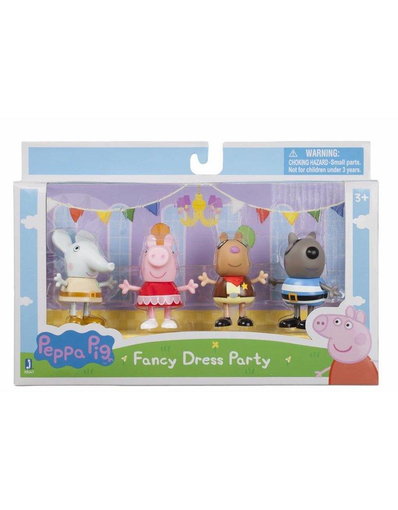 Peppa Pig Fancy Dress Party 4pc