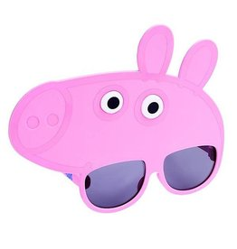 Sunstaches Peppa Pig