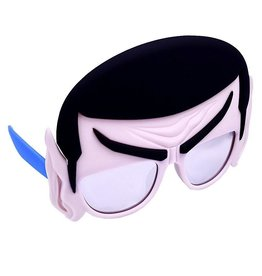 Sunstaches Star Trek Mr Spock