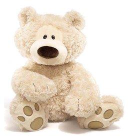 """Gund Philbin Bear Beige 18"""""""