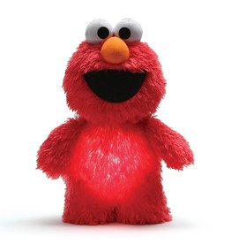 Gund Elmo Glow Pal Plush Night Light