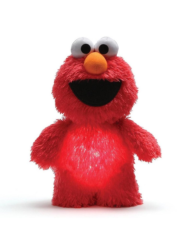 Gund Elmo Glow Pal Plush Night Light, Sesame Street Toy