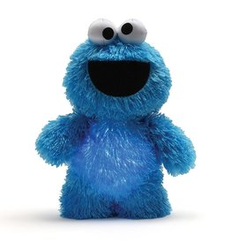 Gund Cookie Monster Glow Pal Night Light, Sesame Street Toy