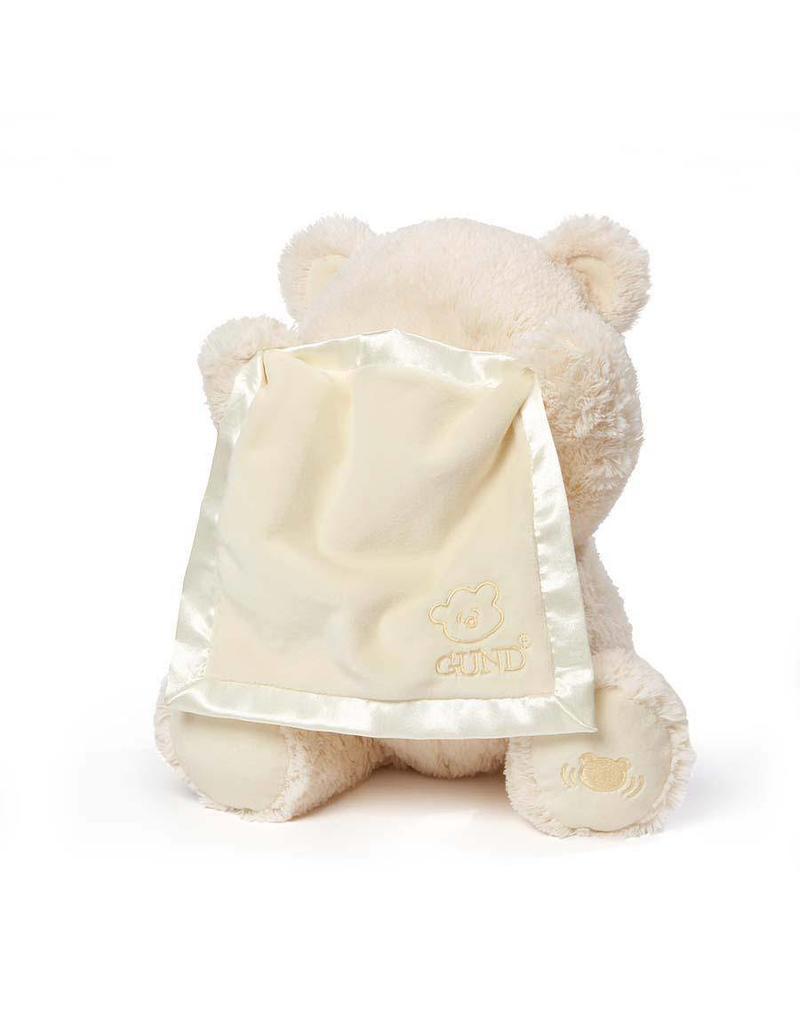 Gund Peek-A-Boo My 1st Teddy