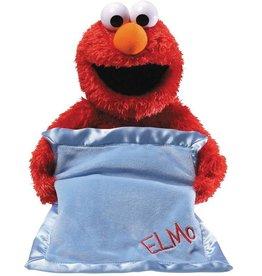 Gund Peek A Boo Elmo