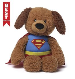 Gund Griffin Superman Bear