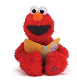 Gund Nursery Rhyme Elmo