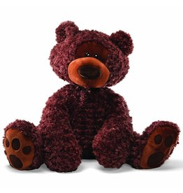 Gund Philbin Bear Chocolate Jumbo 29""