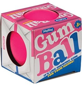 Gum Ball Stress Ball Squishie