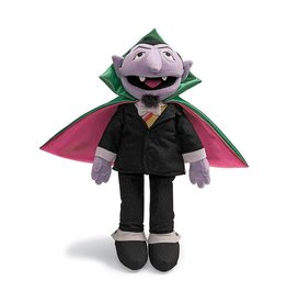 Gund Sesame Street The Count Plush