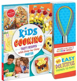 Klutz Kids Cooking Cookbook
