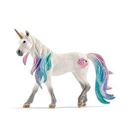 Schleich Sea Unicorn Mare Figurine