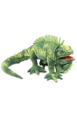 Folkmanis Iguana Puppet