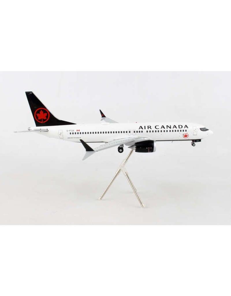 Gemini 200 Air Canada 737 Max8 1/200 New Livery