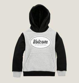 Volcom Volcom Kids Patch Stone Hoody Grey