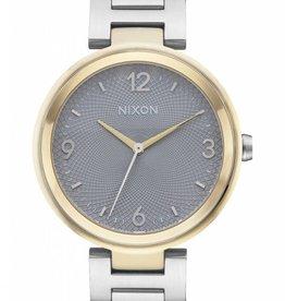 Nixon Nixon Chameleon Silver Gold Grey