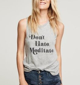 Spiritual Gangster Spiritual Gangster Womens Meditate Tank
