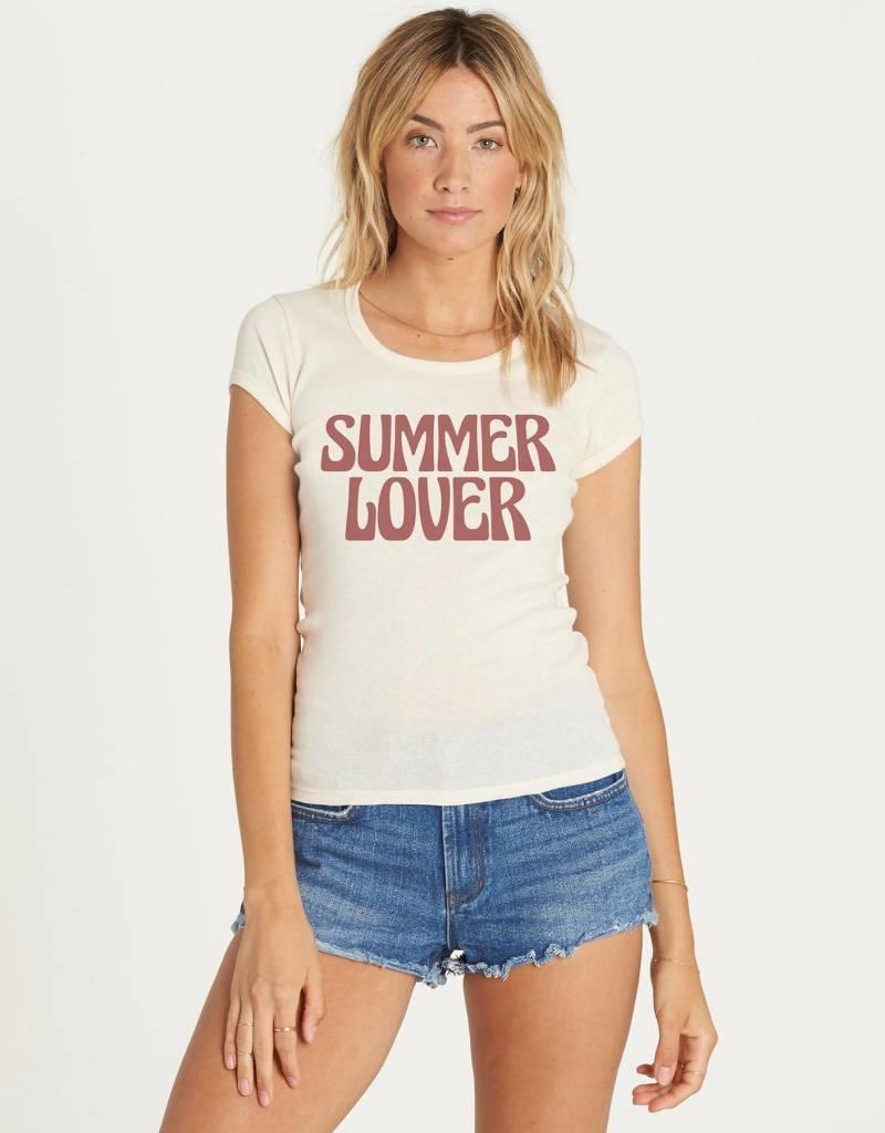 Billabong Billabong Womens Summer Lover Tee