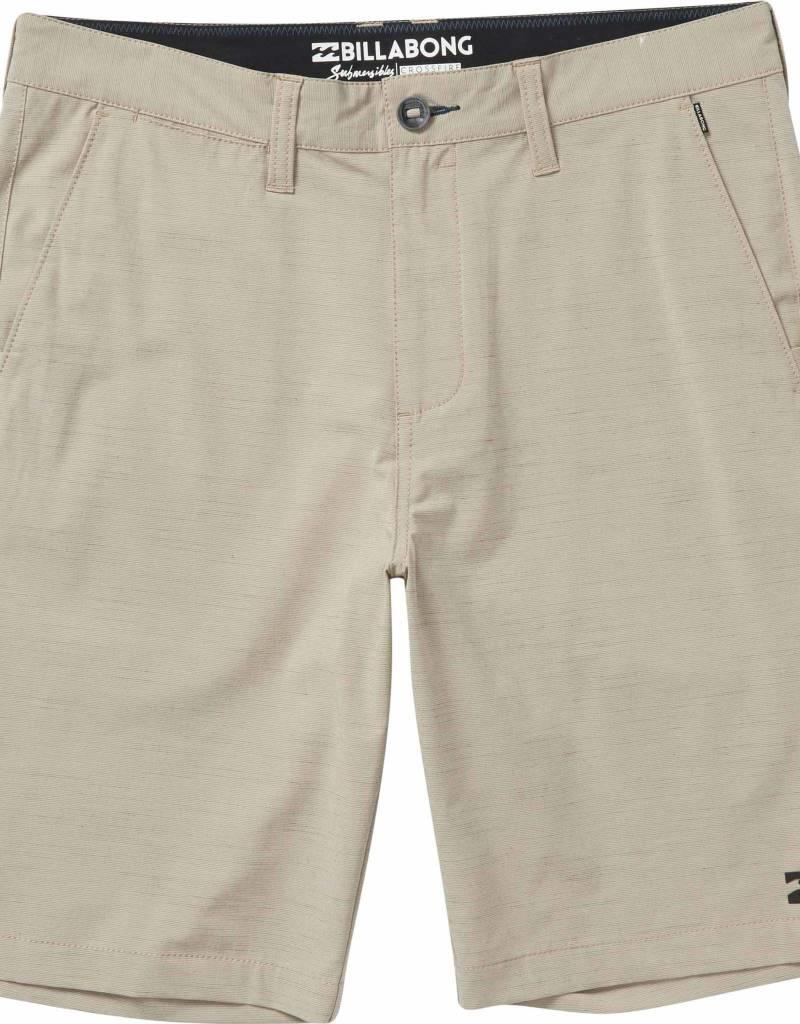 Billabong Billabong Mens Crossfire X Slub Short