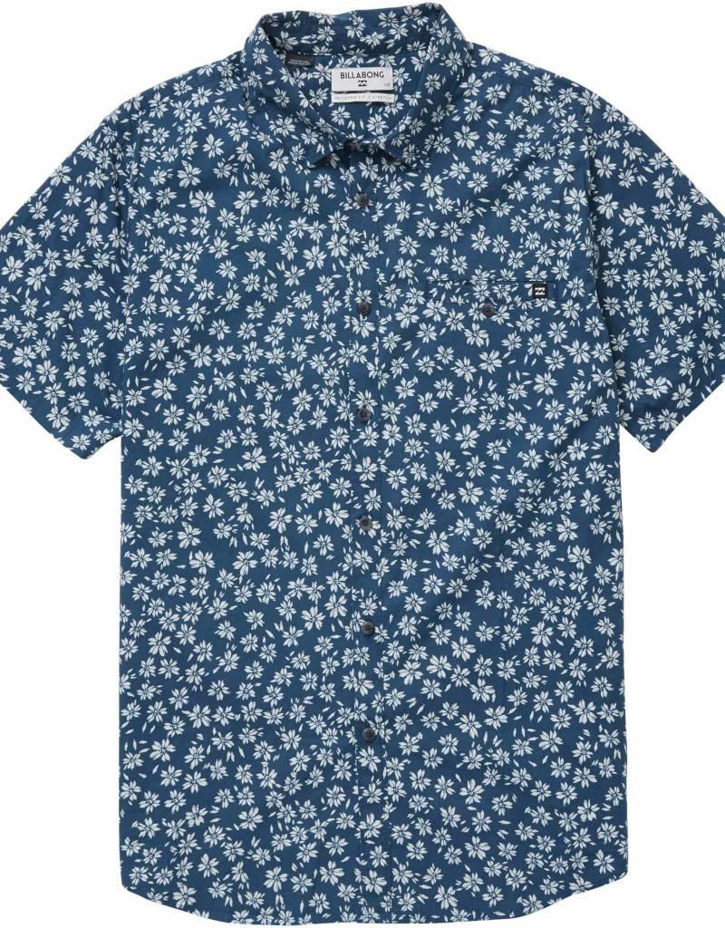 Billabong Billabong Mens Sunday's Mini Shirt
