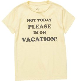 Billabong Billabong Youth Girls Vaca Tee