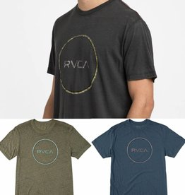 RUCA RVCA Mens Tri Motors Tee