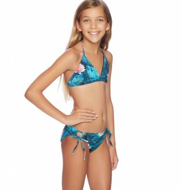 Reef Reef Youth Wild Heart Triangle Set