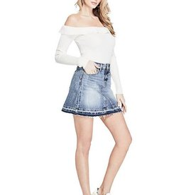 Guess Guess Womens Authentic Cowgirl Skirt