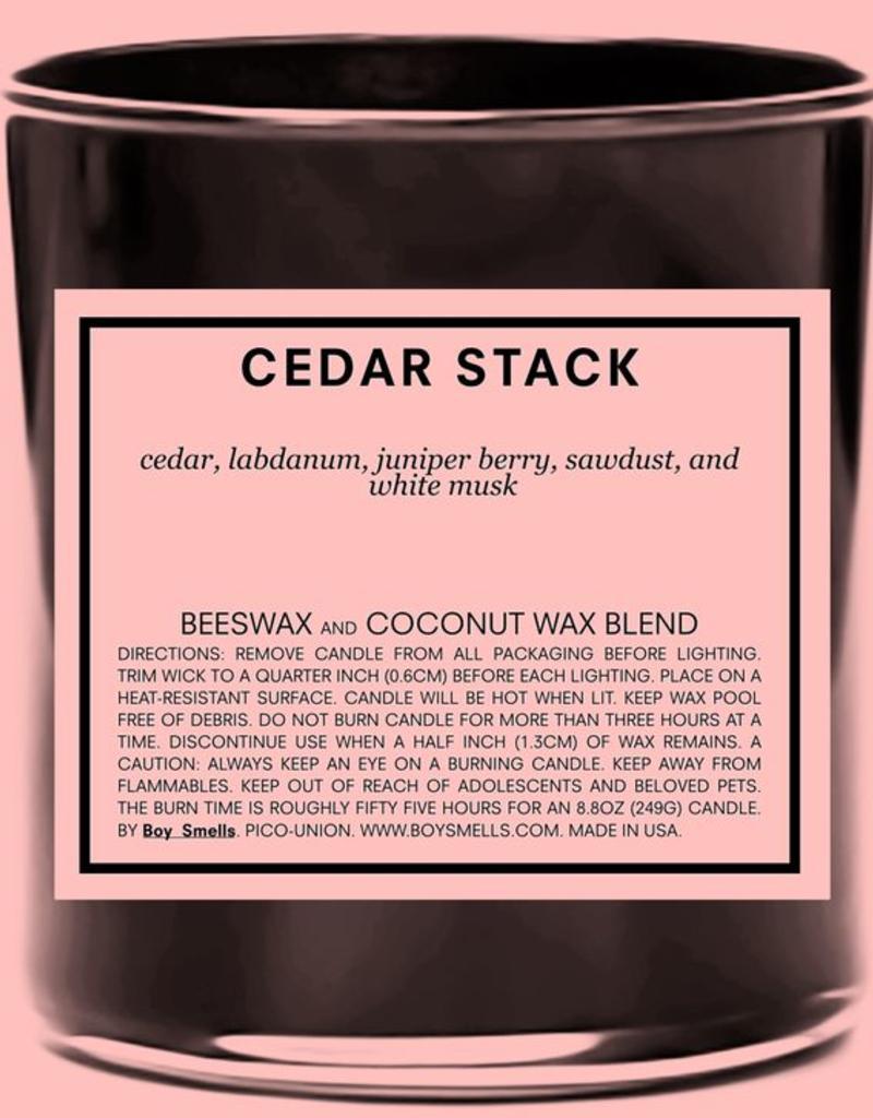 Boy Smells Boy Smells Candle Cedar Stack 8.8oz