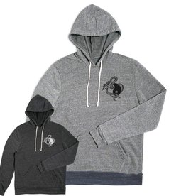 Imperial motion Imperial Motion Mens Yin Yang Pullover Hoodie