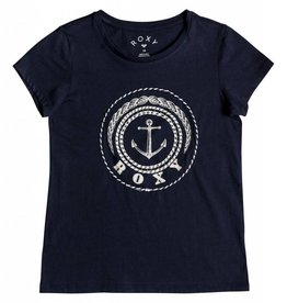 ROXY Roxy Youth See You Again Anchor Tee