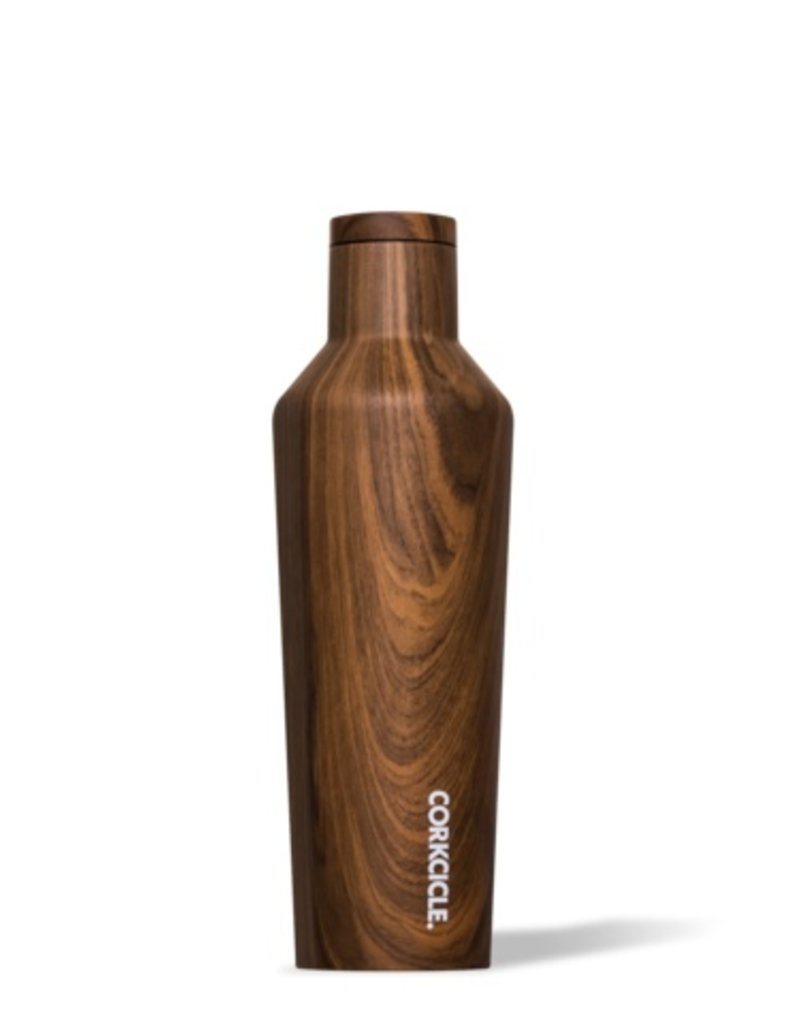 Corkcicle Corkcicle 16oz Canteen Walnut