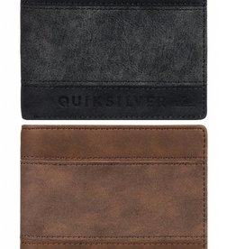 Quiksilver Quiksilver Mens Supply Slim Trifold Wallet