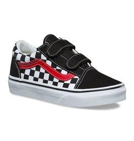 Vans Vans Youth Old Skool V (Checkerboard)