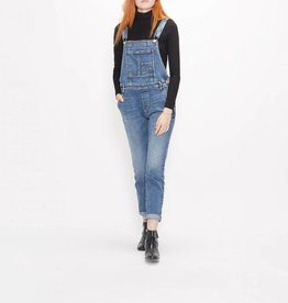 Silver Silver Womens Skinny Overall