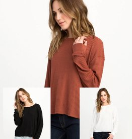 RUCA RVCA Womens Citied Thermal