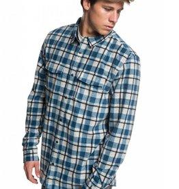 Quiksilver Quiksilver Mens Surf Days Flannel Shirt