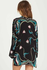 Billabong Billabong Womens Parisian Nights Kimono